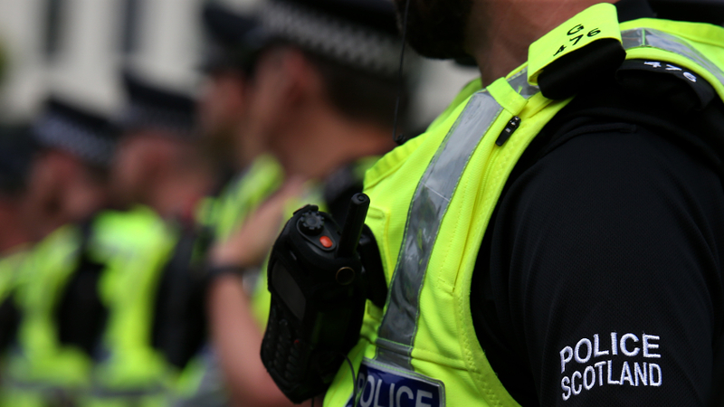 Three men charged with weapons offences in Dundee's West End