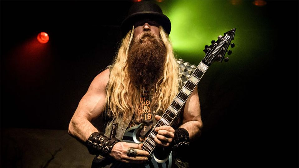 Watch Zakk Sabbath Zakk Wylde S Black Sabbath Covers
