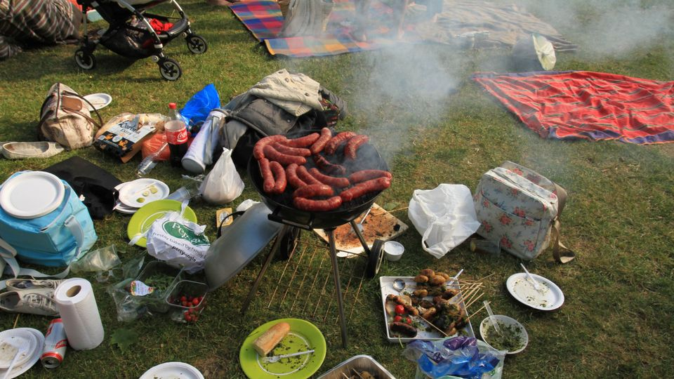 Pink Chicken Food Poisoning Campaign Launched Ahead Of Barbecue