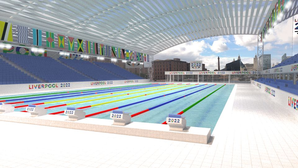 Liverpool Through To Final Phase Of Selection Process To Be Uk Bid City For Commonwealth Games