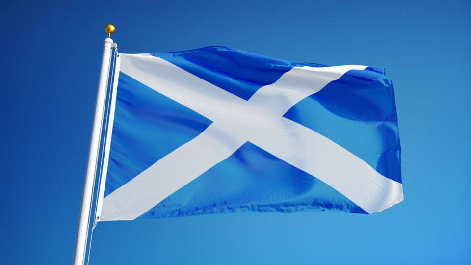 What Colours Are On The Scotland Flag Gaming Northsound 1