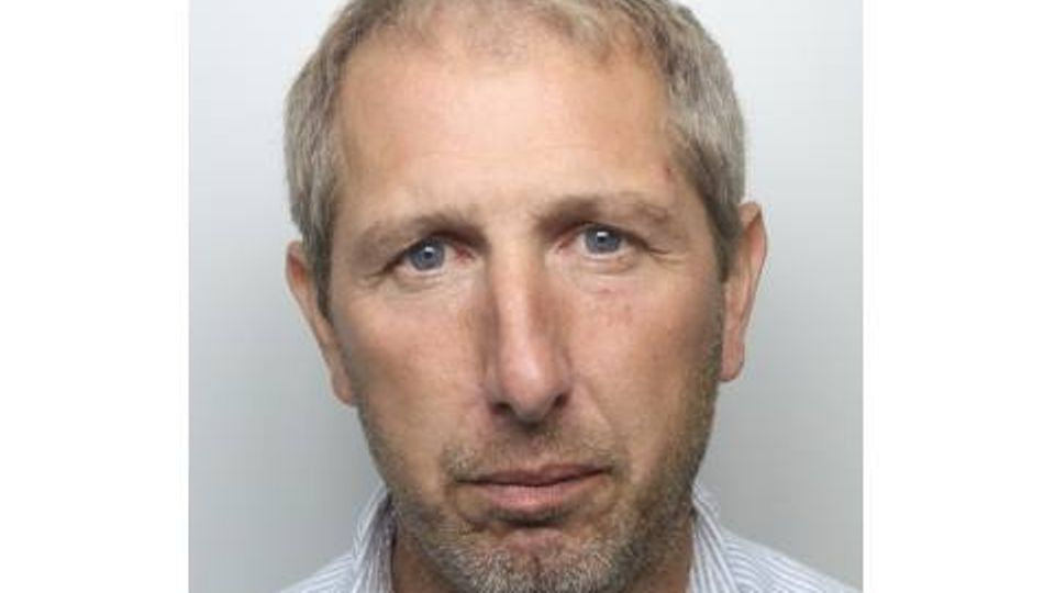 john fussell sex offender in South Yorkshire