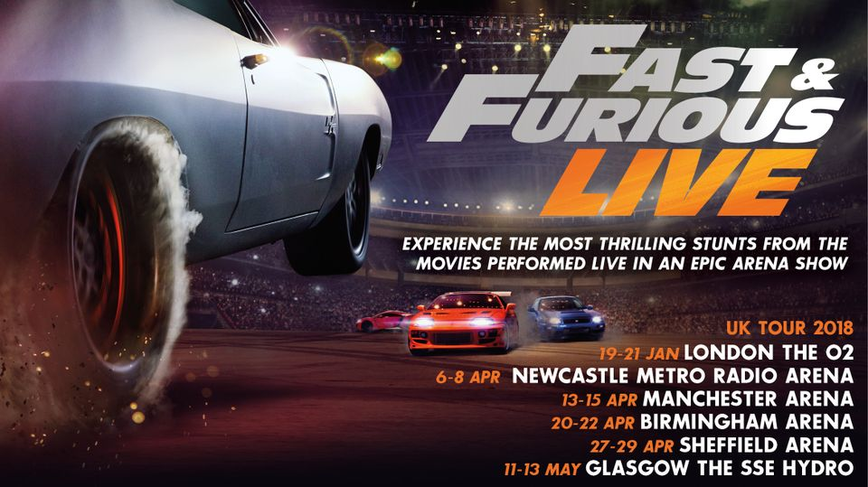 fast furious live announces first ever global arena tour movies kiss. Black Bedroom Furniture Sets. Home Design Ideas