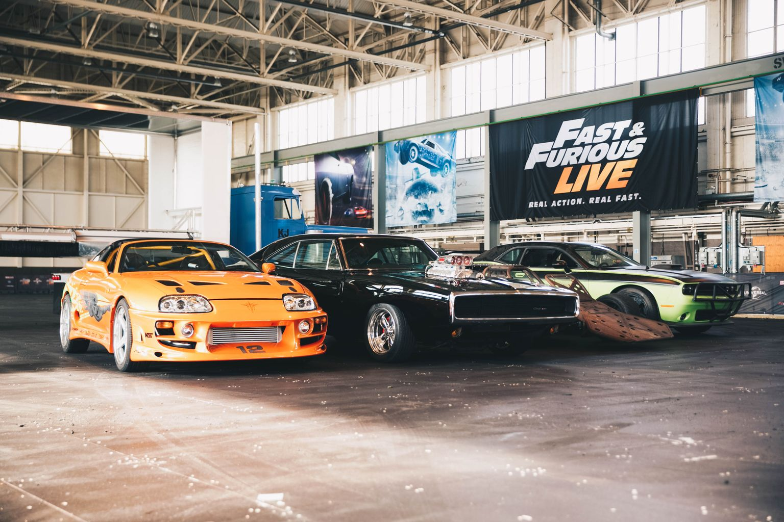 Fast and Furious skids into Belfast with £25m live show | Gigs ...