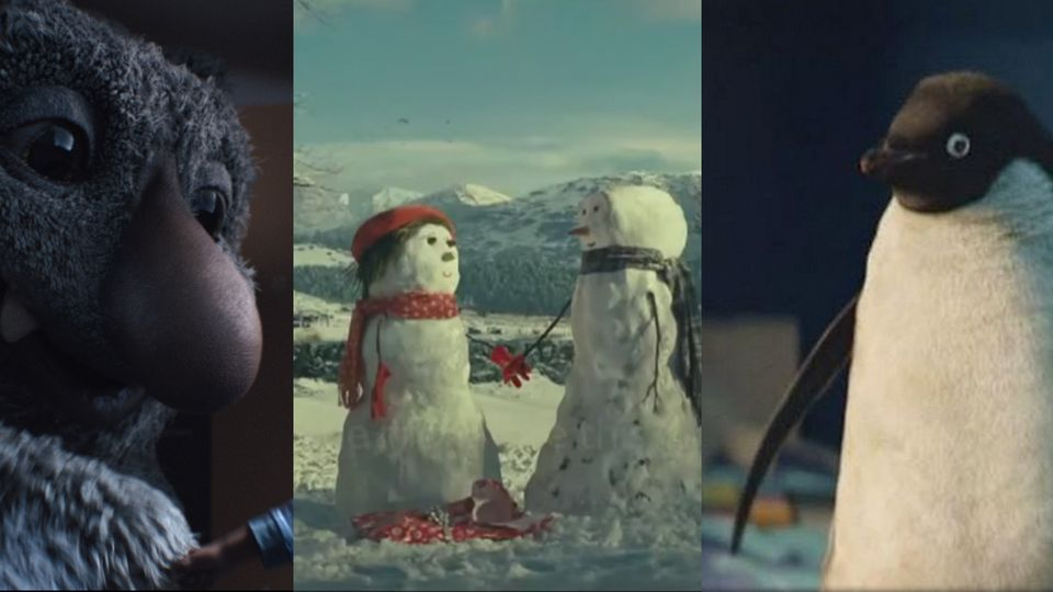WATCH: All the John Lewis Christmas adverts | Tv - Hits Radio