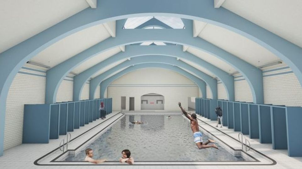 Council Agrees 500 000 Funding Award For Govanhill Baths Local News Clyde 1