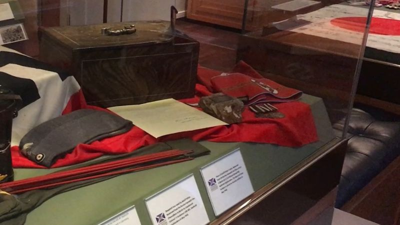 Highlanders Museum hails heroic achievements of north soldiers