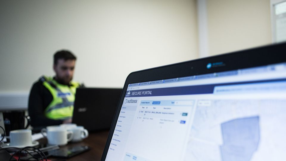 Police In Preston Piloting New Technology Local News