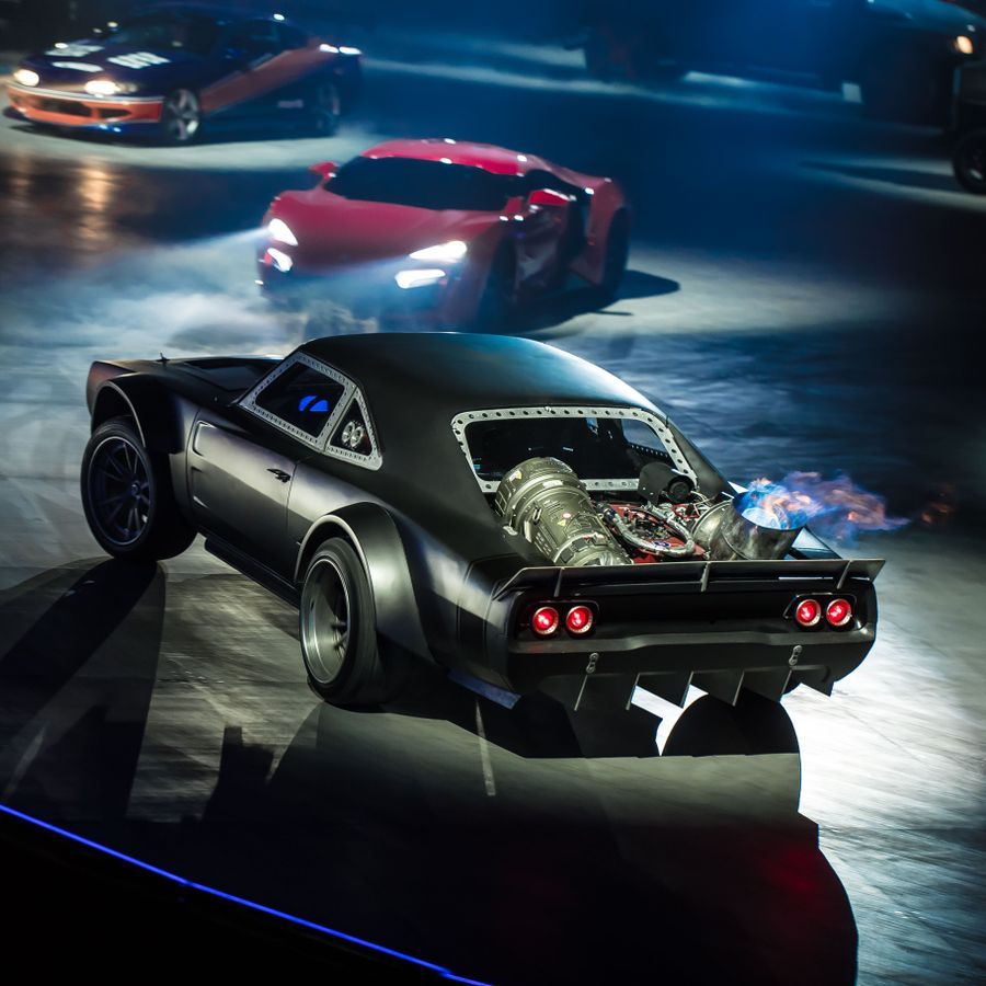 Fast Cars Videos: WATCH: First Look At Incredible Fast & Furious Live Tour
