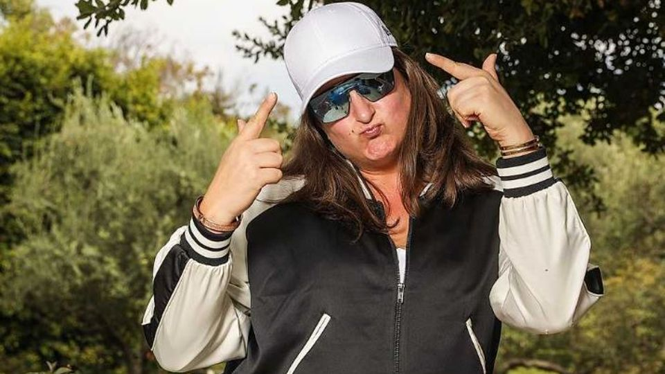 6b91ae69a13f Honey G looks totally UNRECOGNISABLE after new makeover