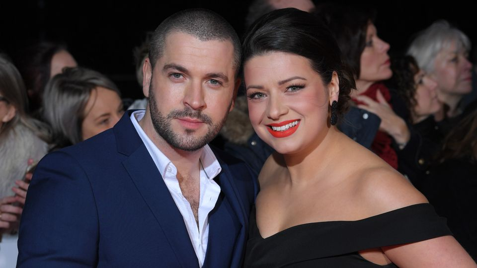 Coronation Streets Shayne Ward Reveals How He Proposed To Sophie
