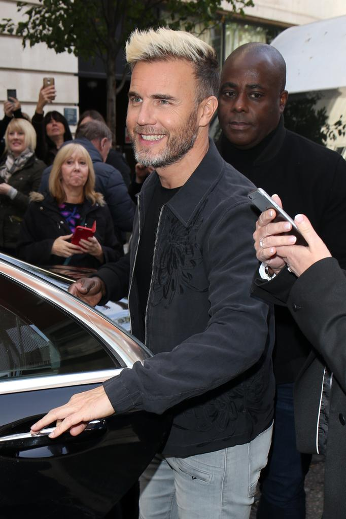 Gary Barlow's Surprising New Blockbuster Film Role picture