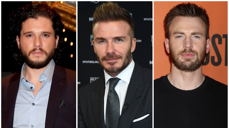 GALLERY: Celebrities who look better with a beard