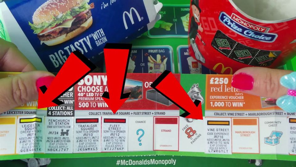 how to win mcdonalds monopoly humour gem. Black Bedroom Furniture Sets. Home Design Ideas