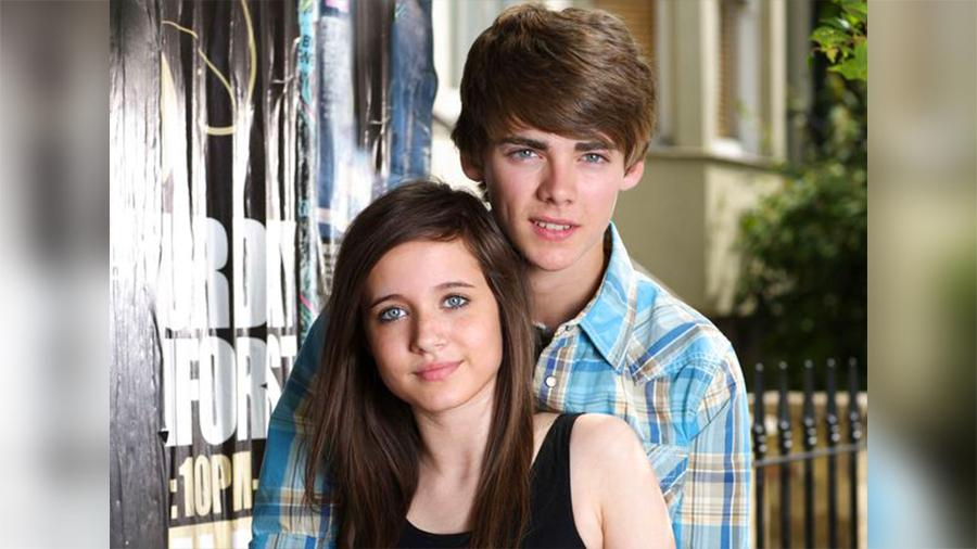 Who is lauren branning dating in real life