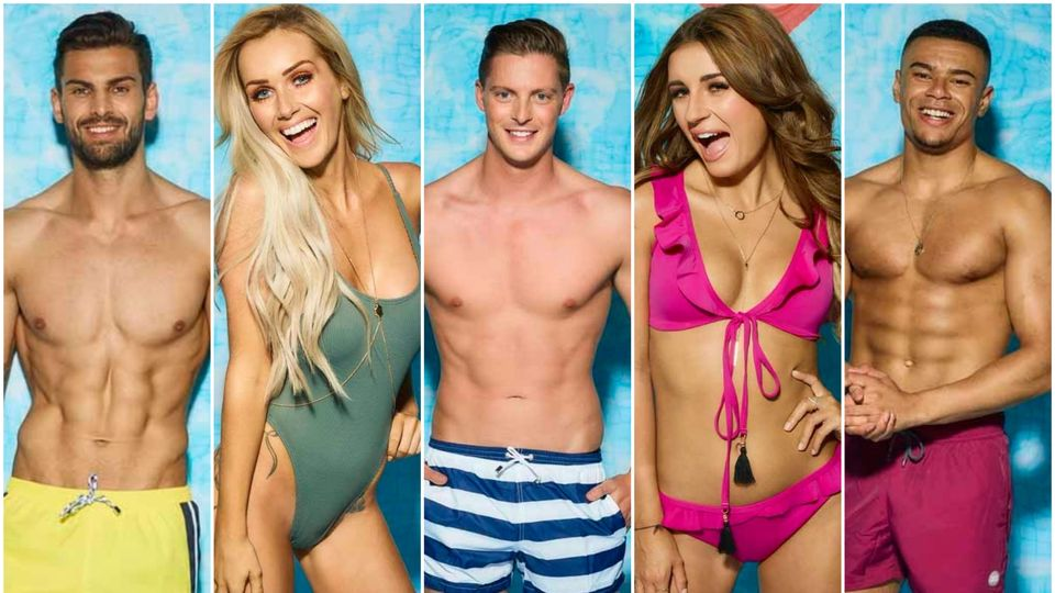 love island 2018 jobs before they were famous tv heat radio