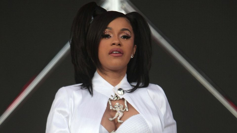 Cardi B Child: Rapper Cardi B Welcomes A Baby Girl With Her Husband Offset