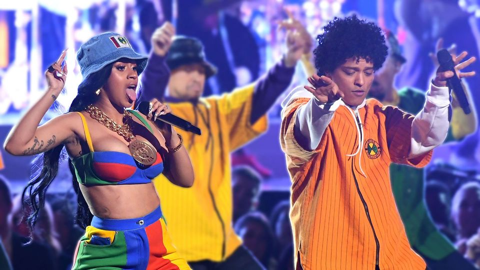 Cardi B reveals why she's been forced to pull out of supporting Bruno Mars on tour