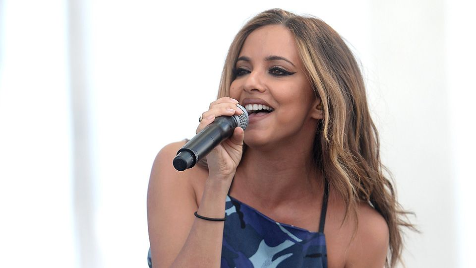Little Mixs Jade Thirlwall Shows Off New Hairstyle