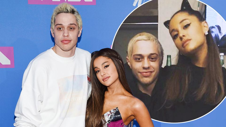 Ariana Grande Reveals When She Ll Marry Pete Davidson