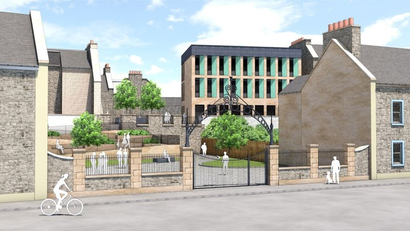 Up to 25 jobs could be created in Hawick after plans hatched for new business incubator centre