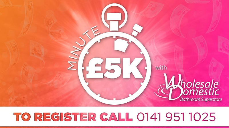 5K Minute - Wednesday 17th October