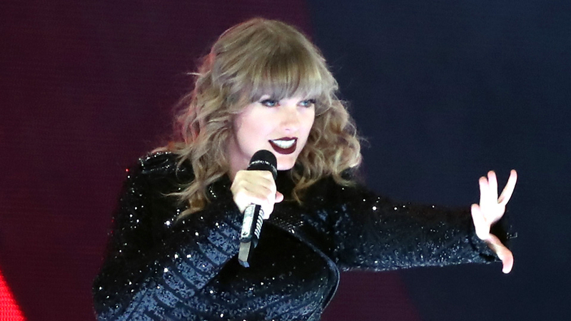 Taylor Swift surprises some fans with a lovely gesture
