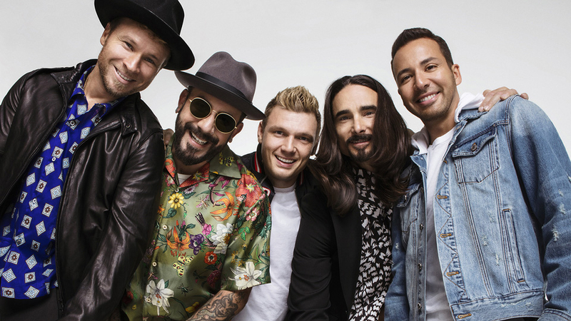 Backstreet Boys announce their BIGGEST arena tour in 18 years