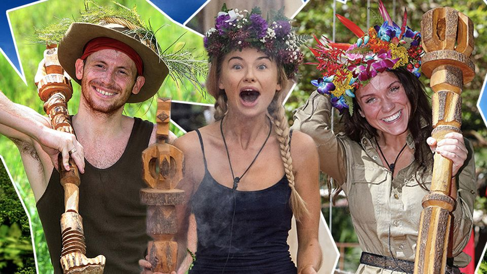 Category: I'm a Celebrity...Get Me Out of Here! (UK) winners