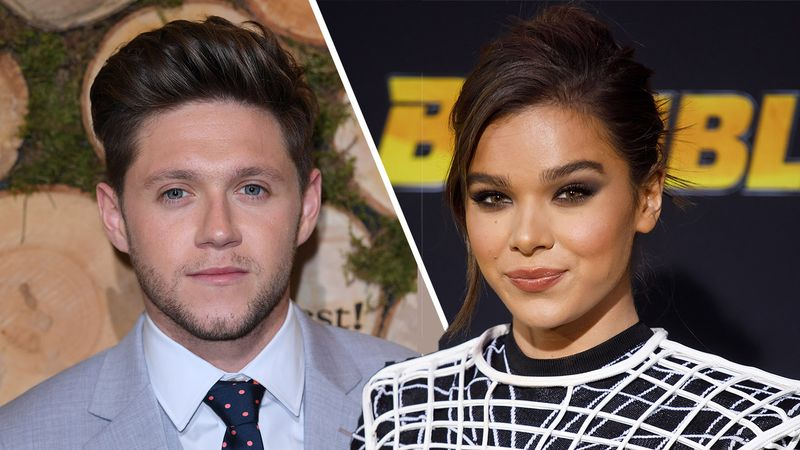 have niall horan and hailee steinfeld split. Black Bedroom Furniture Sets. Home Design Ideas