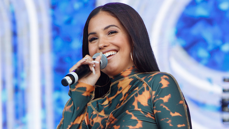WATCH: Mabel reveals what it's like to have famous parents