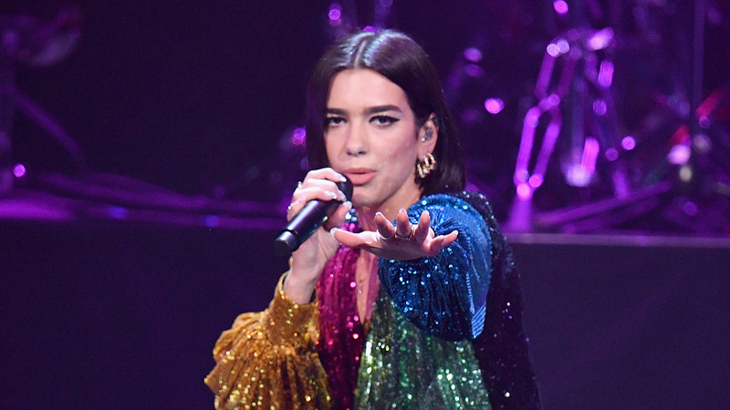 Dua Lipa has revealed her New Rules for 2019