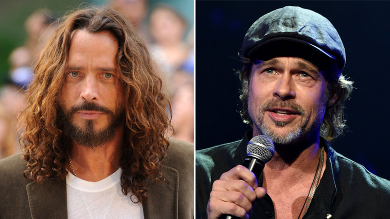 Brad Pitt is producing a documentary film about Chris Cornell's life