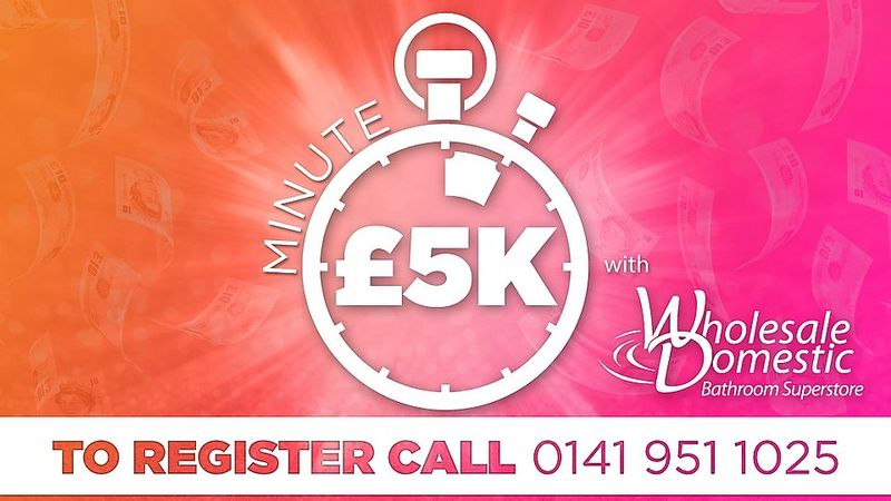 5K Minute - Thursday 14th March