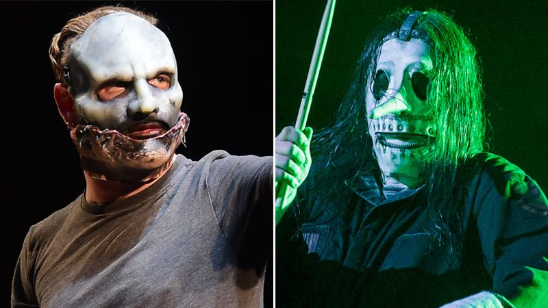 Slipknot's Corey Taylor on Chris Fehn exit: 'I wrongfully accused of stealing money'