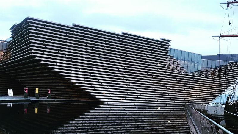 V&A Dundee helps boost other nearby tourist attractions