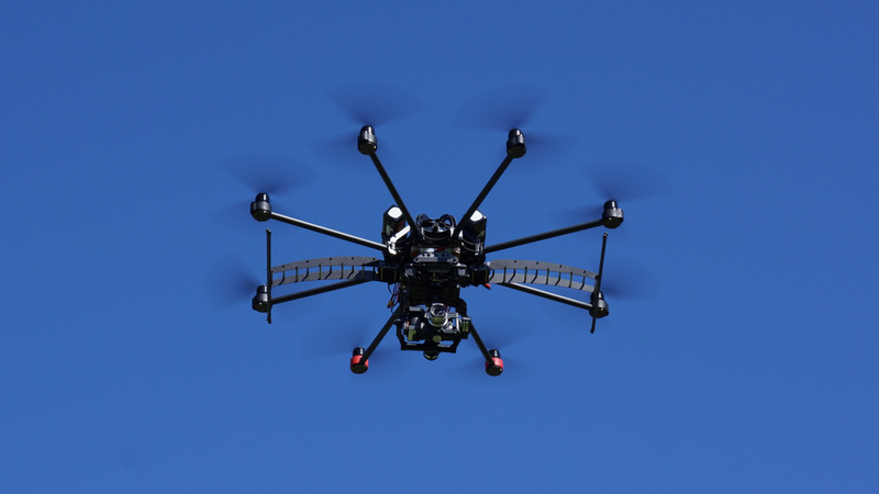 Plane in near miss with drone near Glasgow Airport