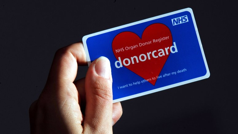 Valentine's Day organ donation push in Lancashire