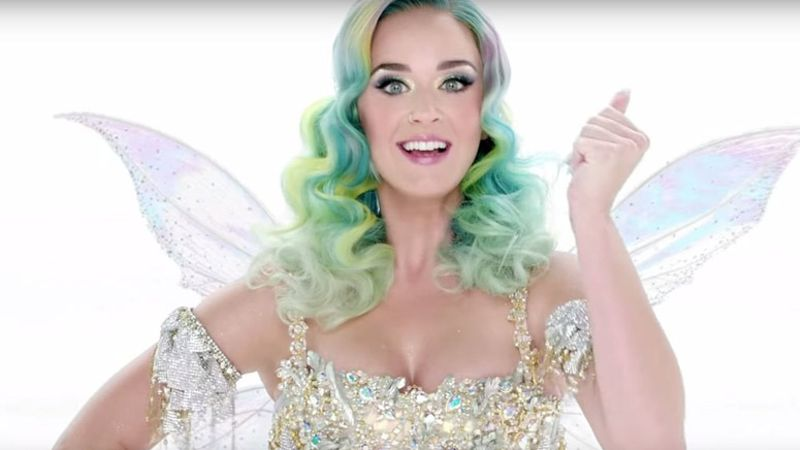 Katy Perry releases Ch... Katy Perry Christmas Song 2018
