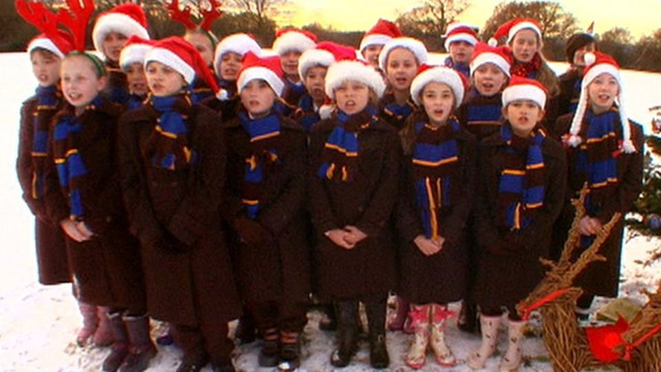 Kids Christmas Carols