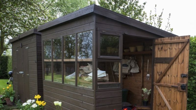 Listen are you a glasgow 39shedder39 local news clyde 2 for Best shed company