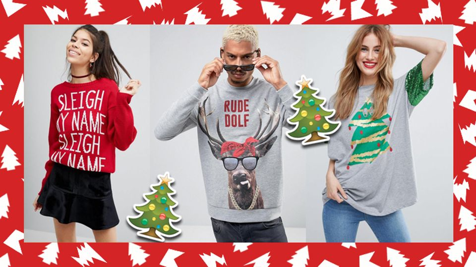 We found the best Christmas jumpers so you don\'t have to ...