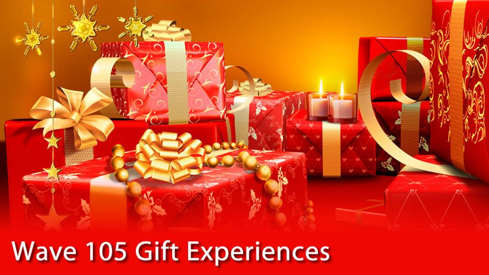 Christmas Gift Experiences Entry Form | Christmas Countdown - Wave 105