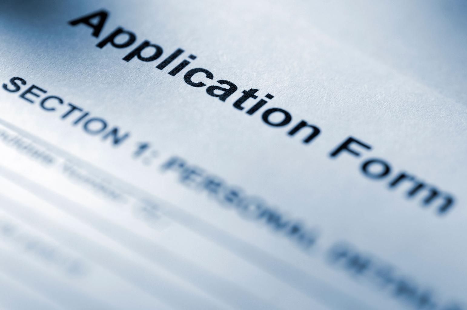 tips for completing a job application