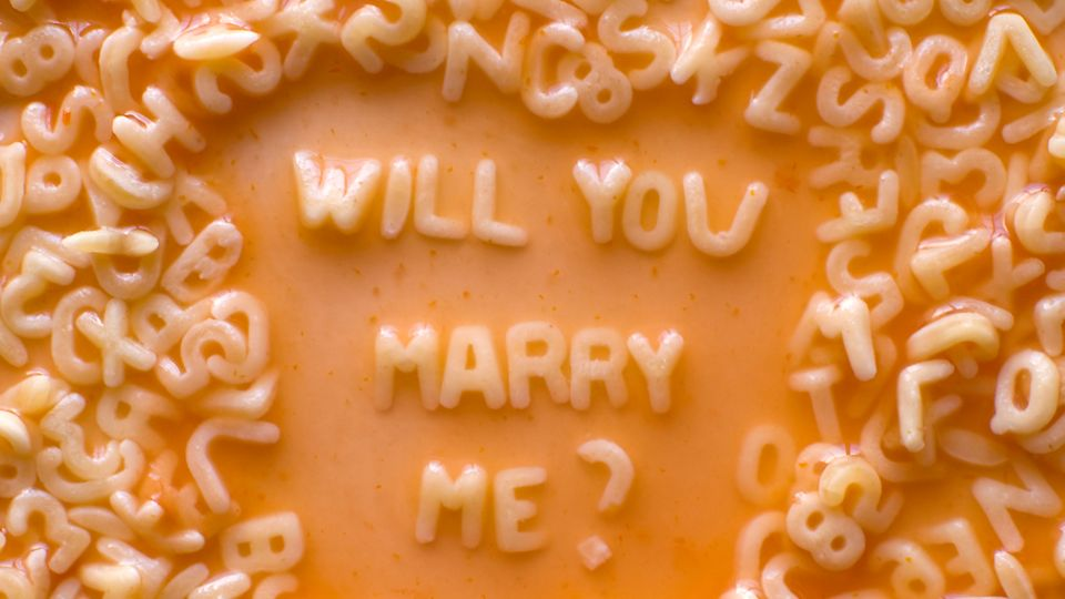 how to say yes to a love proposal