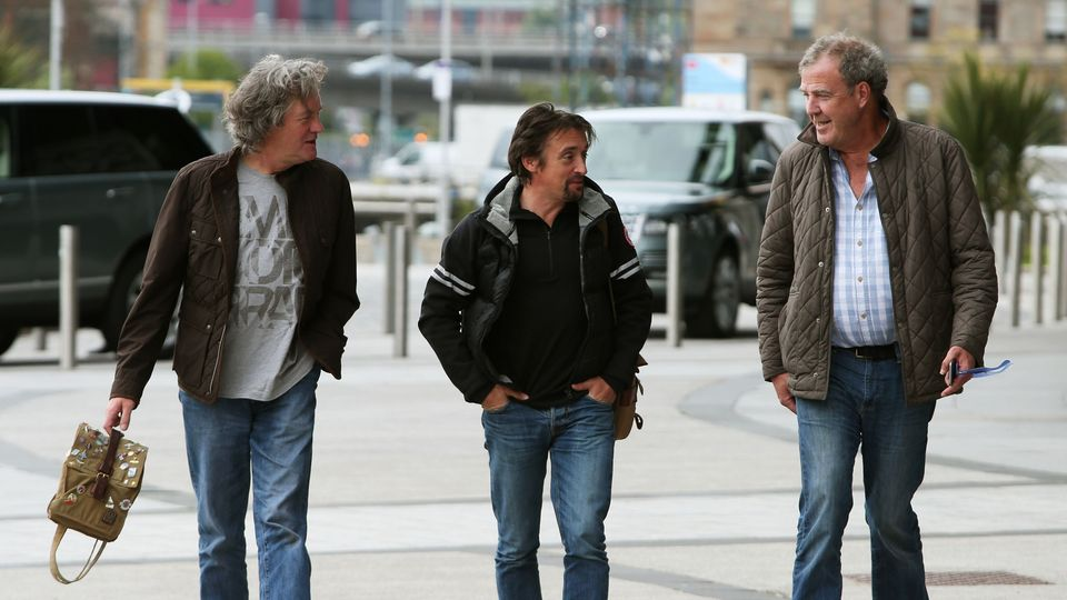Amazon Prime Announce Brand New Car Show For Top Gear Presenters - Car show on amazon