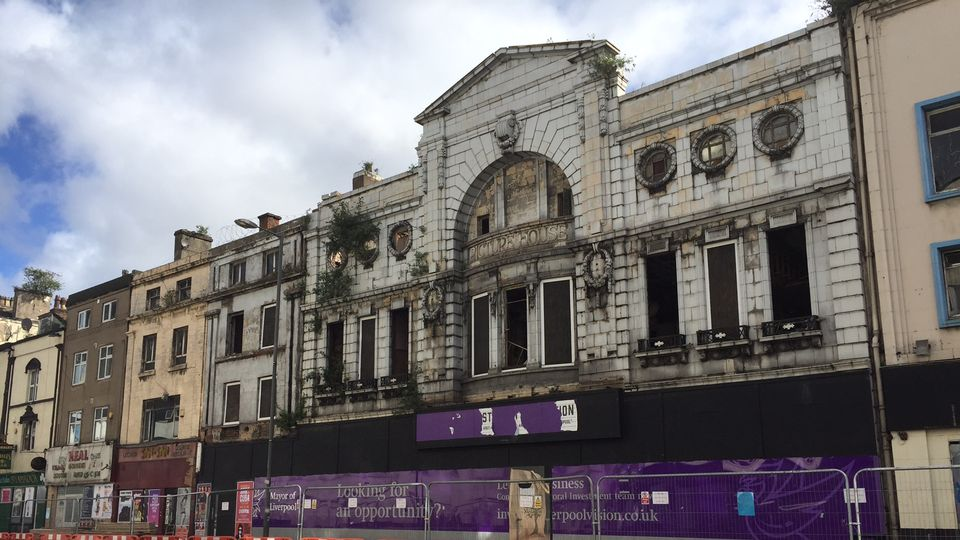 Part Of Lime Street To Remain Closed Until Next Week