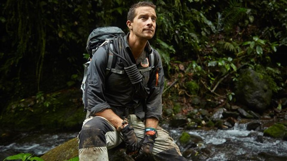 bear grylls announces his endeavour show is coming to belfast