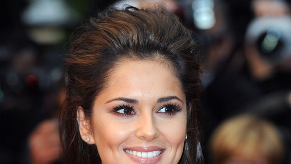 Cheryl Cole Marries French Boyfriend In Secret Ceremony Celebrity