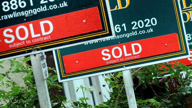 Housing market lacks 'spring bounce' as buyers pause amid Brexit uncertainty